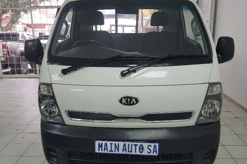 2015 Kia K2700 2.7D workhorse chassis cab