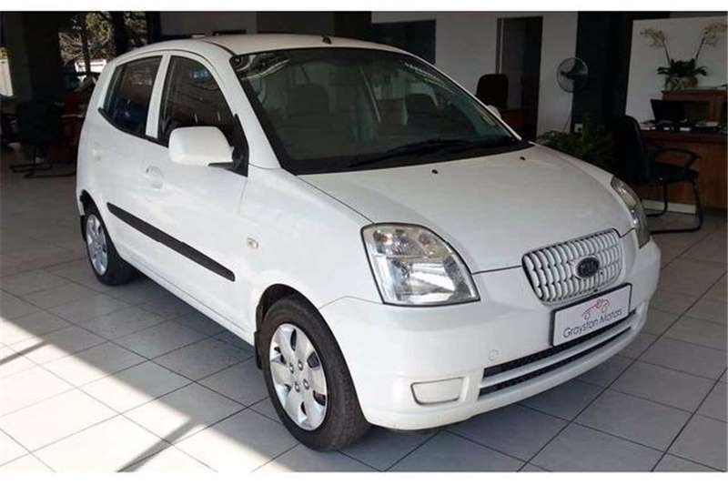 2005 kia picanto 1 1 cars for sale in gauteng r 39 900 on auto mart. Black Bedroom Furniture Sets. Home Design Ideas
