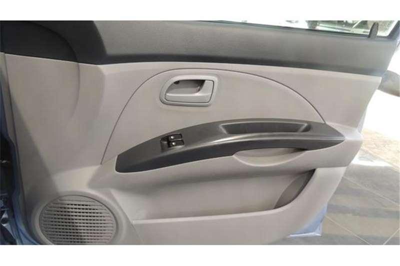 Kia Picanto 1.1 LX Auto 2006