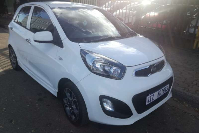 2012 Kia Picanto 12 Ex Hatchback Petrol Fwd Manual Cars For