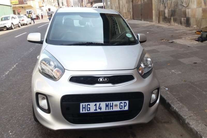 2012 Kia Picanto 12 Ls Hatchback Petrol Fwd Manual Cars For