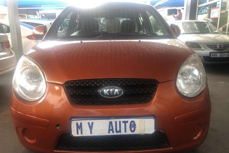 2009 Kia Picanto
