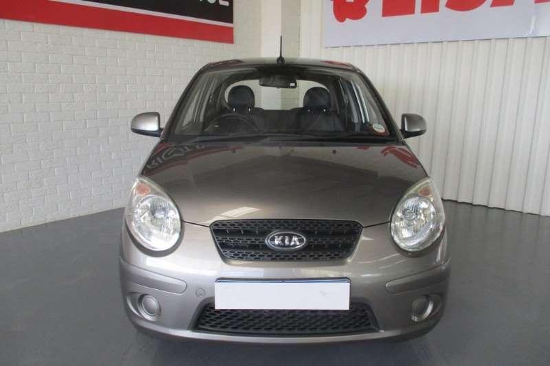2010 Kia Picanto 1.1