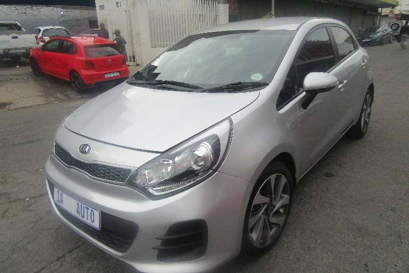 2016 Kia Rio 1 4 Door Automatic Cars For In Gauteng R 160 000 On Auto Mart