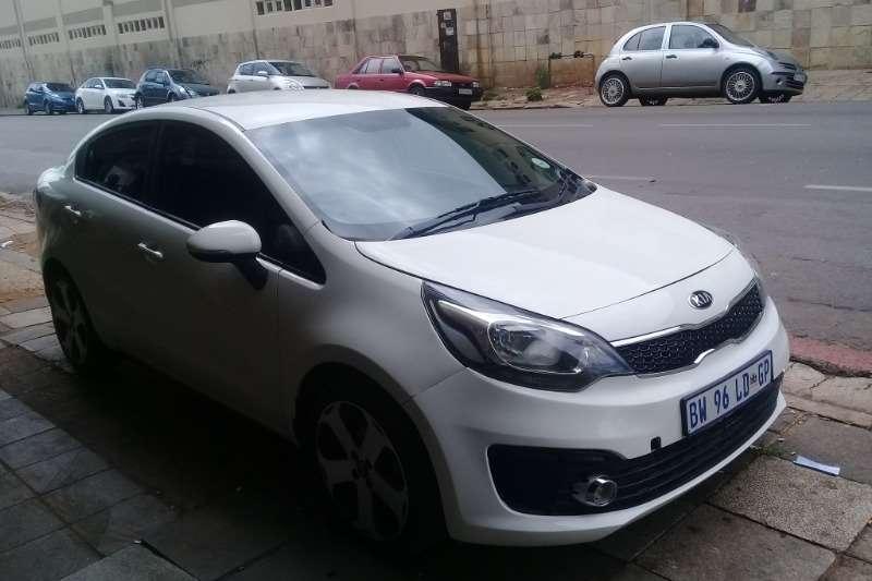 Kia Rio 1.4 5 door Tec Sedan 2012