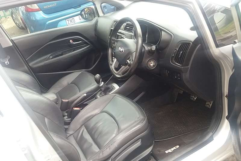 Kia Rio 1.6 Tec FINANCE AVAILABLE 2014