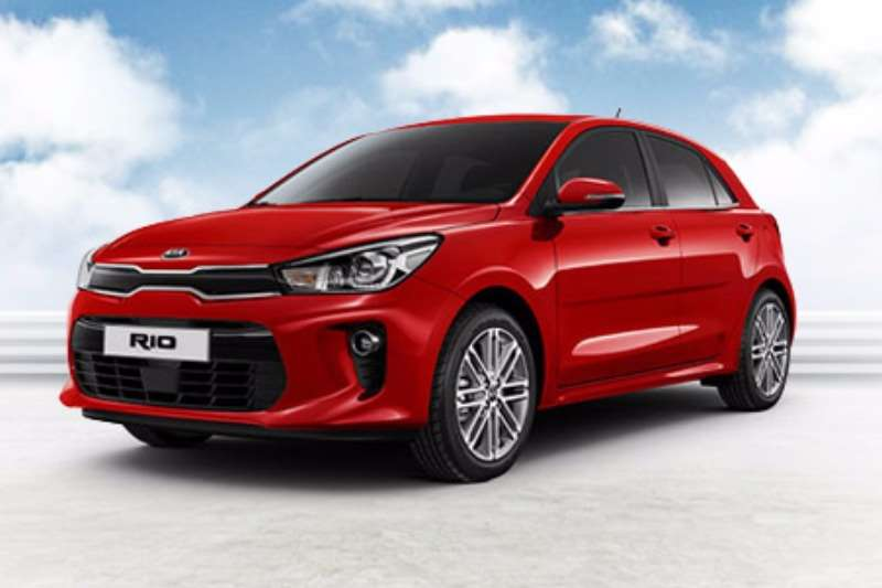 Kia Rio Hatch 1 4 Ex For Sale In Gauteng Auto Mart