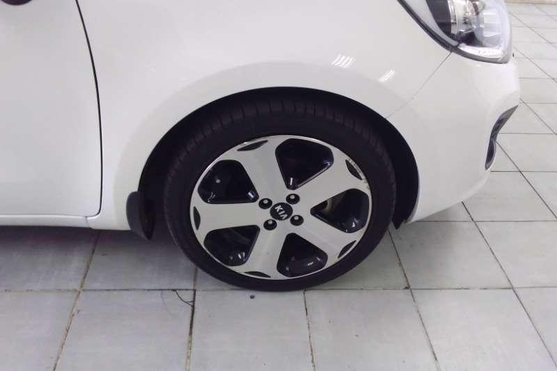 2014 Kia Rio hatch RIO 1.4 TEC A/T 5DR