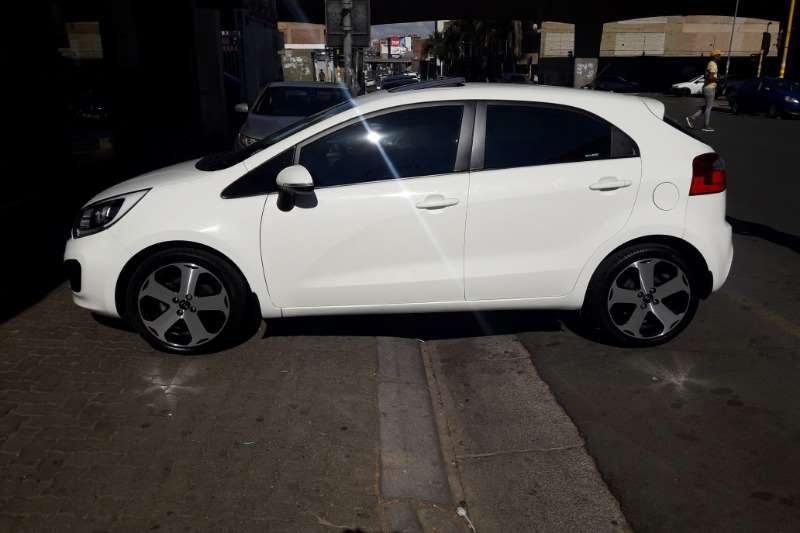 2012 Kia Rio hatch 1.4 Tec auto
