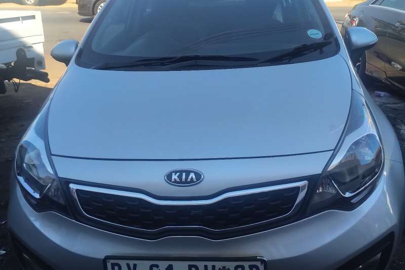 2012 Kia Rio 1.4 4 door high spec