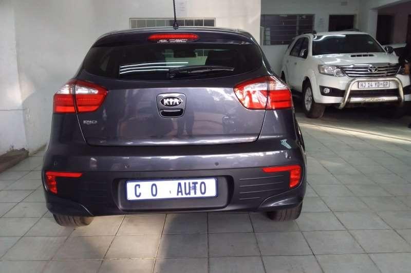 2016 Kia Rio 1.4 4 door