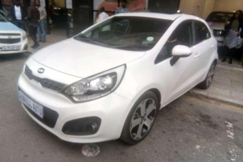 2013 Kia Rio hatch 1.4