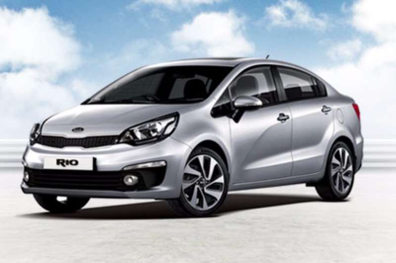 2018 Kia Rio Sedan 1 2 Sedan   Petrol    Fwd    Manual   Cars For Sale In Gauteng