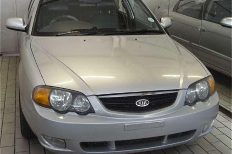 Kia Shuma 1.8 ABS 2003