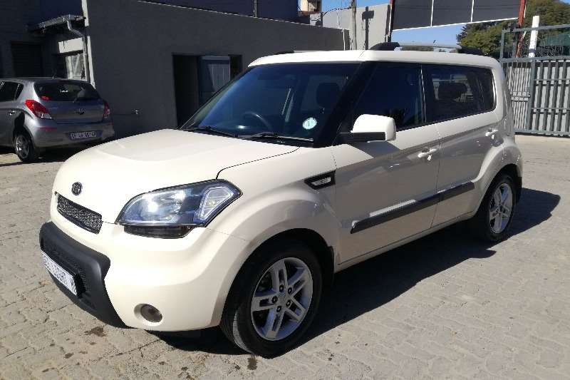 2011 Kia Soul 1.6 high spec