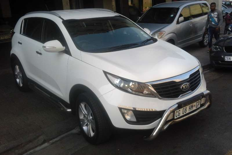 2013 Kia Sportage 2.0 automatic Crossover - SUV ( FWD ) Cars for sale in Gauteng | R 203 000 on