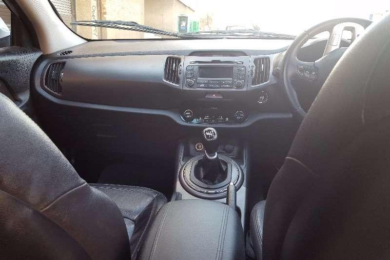 Kia Sportage 2.0 AWD 2013