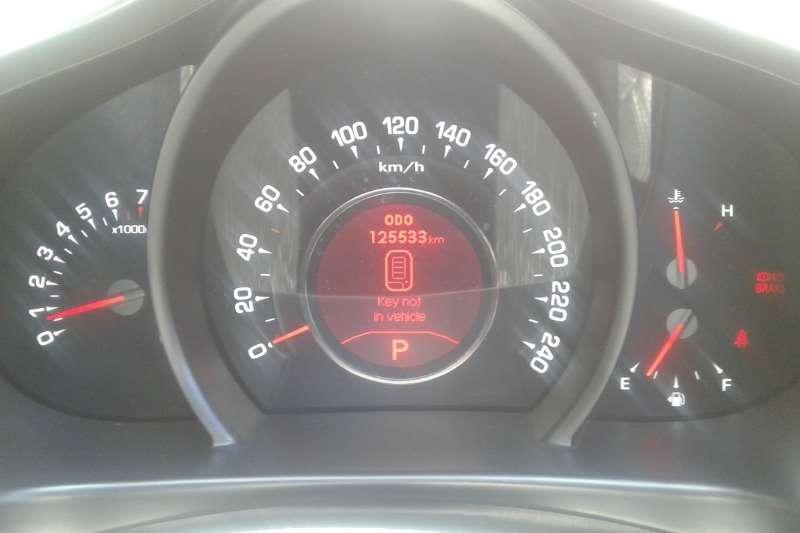 Kia Sportage 2.0 AWD auto 2011