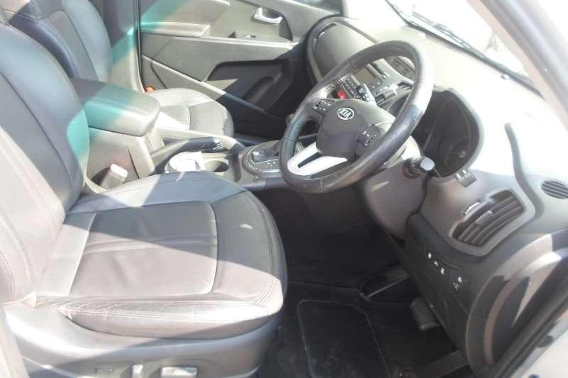 Kia Sportage 2.0 AWD auto 2012