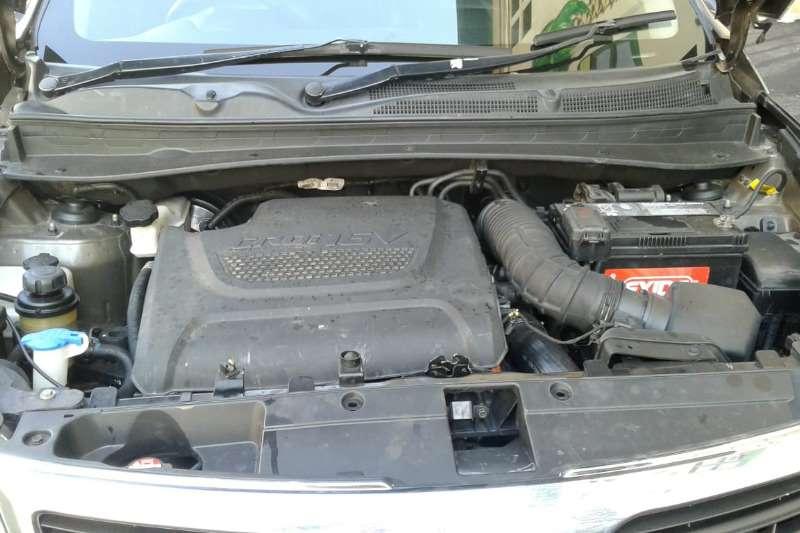 Kia Sportage 2.0CRDi 4x4 automatic 2011