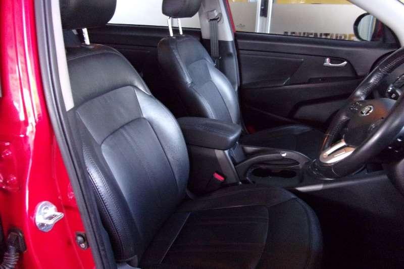 Kia Sportage 2.0CRDi AWD auto 2013