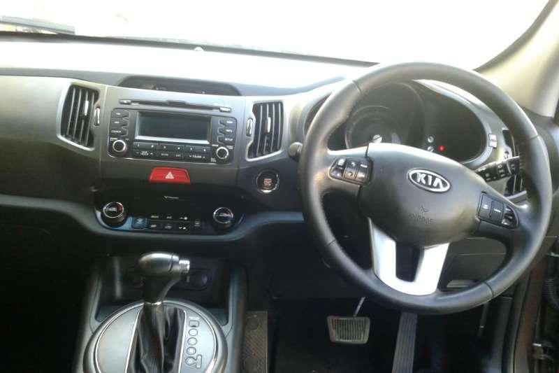 Kia Sportage 2.0CRDi AWD Tec auto 2011