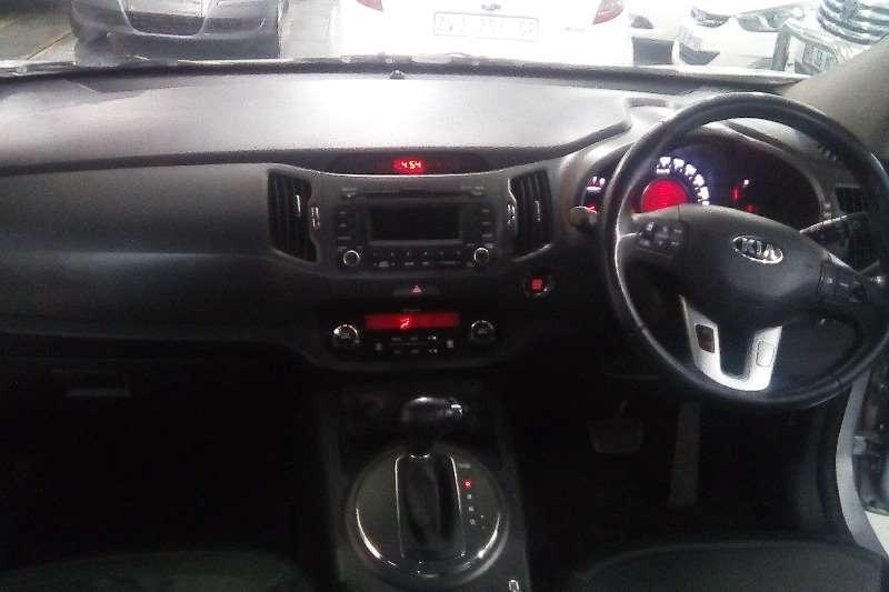 2011 Kia Sportage 2.0 automatic