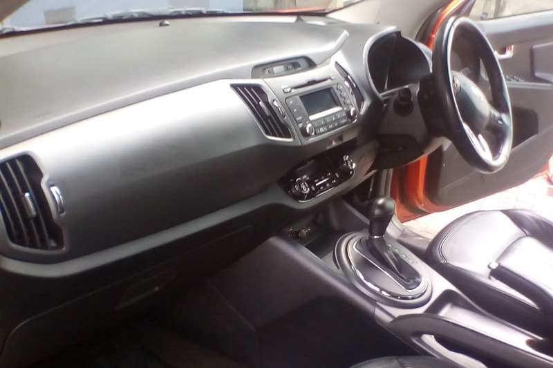 2013 Kia Sportage 2.0 auto