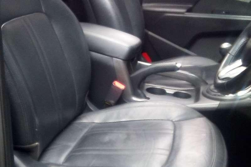 2012 Kia Sportage 2.0CRDi 4x4