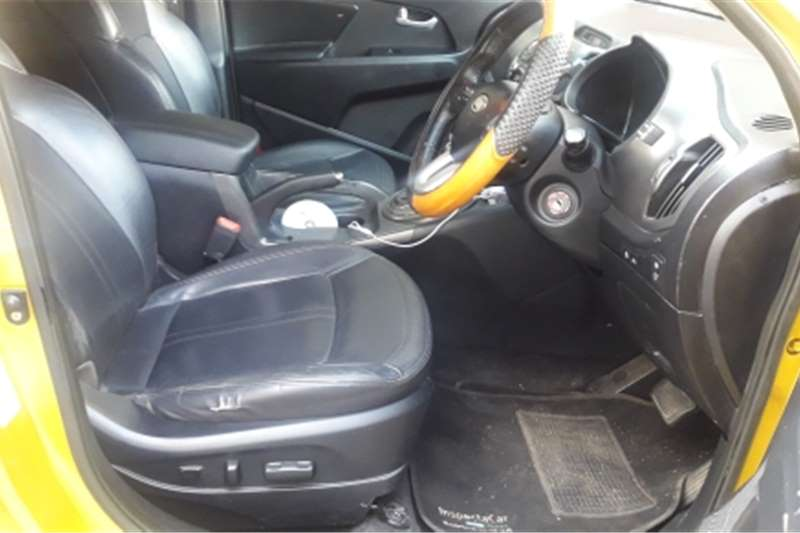 2013 Kia Sportage 2.0 automatic