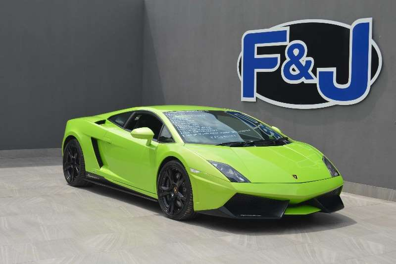 2012 Lamborghini Gallardo Lp560 4 Auto Signature Series Cars For