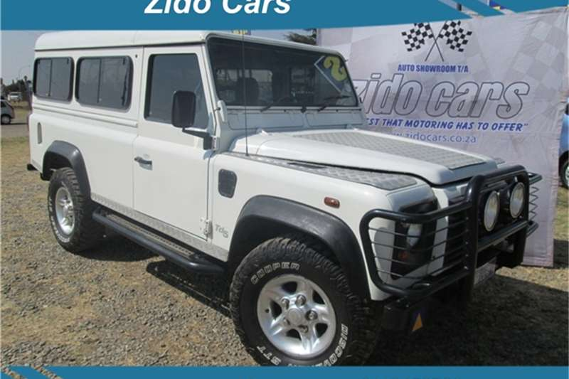 Land Rover Defender 110 2.5 Td5 County 2002