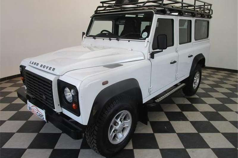 Land Rover Defender 110 TD multi-purpose S 2014