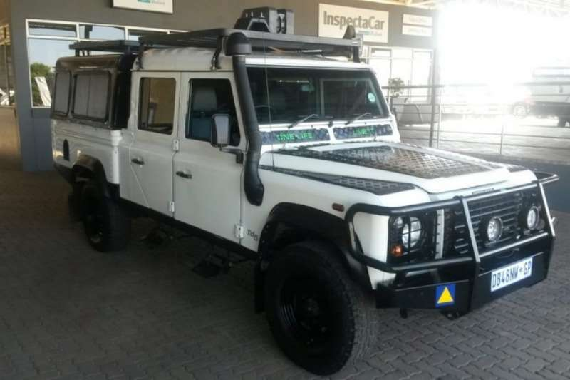 2001 Land Rover Defender