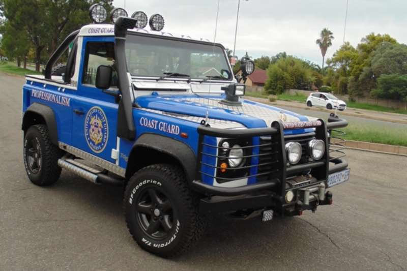 Rc Cars For Sale Online South Africa: 2001 Land Rover Defender 90 2001 Landy Cars For Sale In