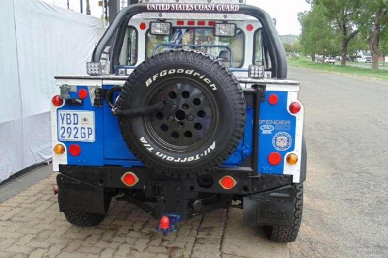 Land Rover Defender 90 2001 Landy 2001