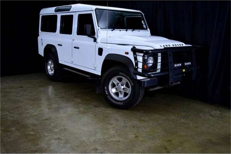 2012 Land Rover Defender 110 TD multi purpose S