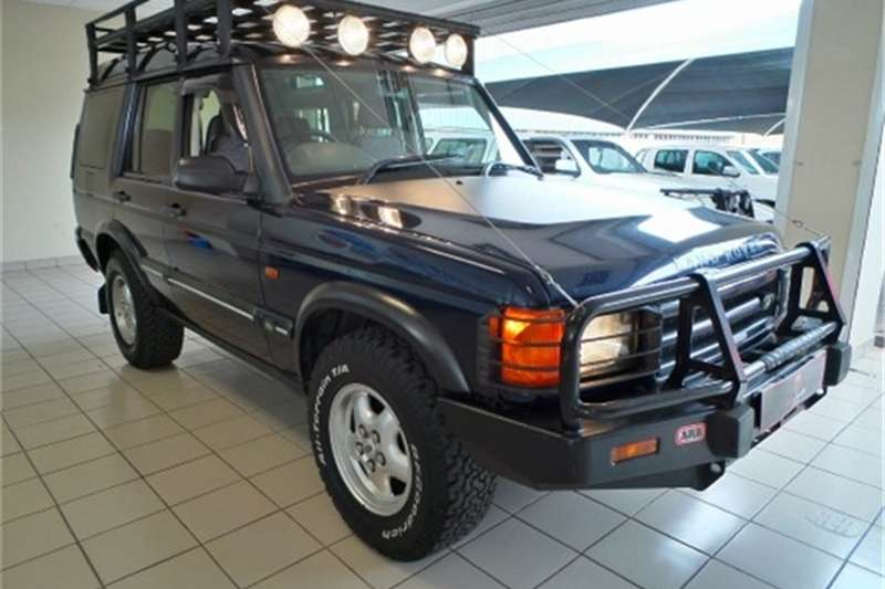 Land Rover Discovery 2.5 TD5 GS 2001