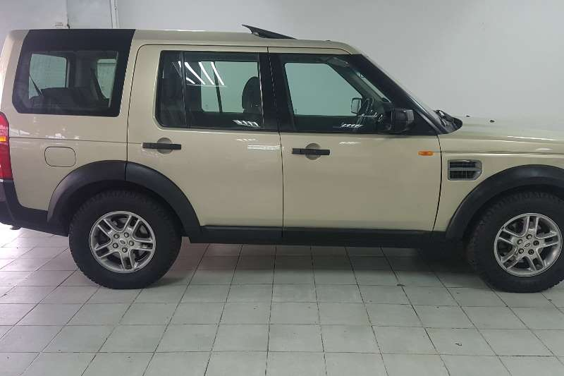 2008 Land Rover Discovery 3