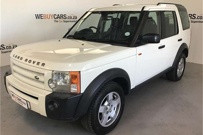 2006 Land Rover Discovery 3 TDV6 SE