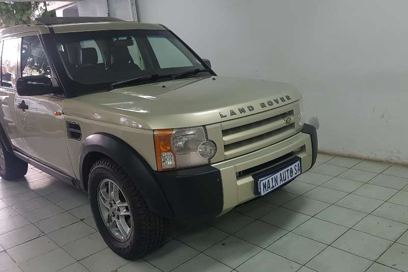 3a2a7ff3a 2008 Land Rover Discovery 3 TDV6 S Crossover - SUV ( AWD ) Cars for ...
