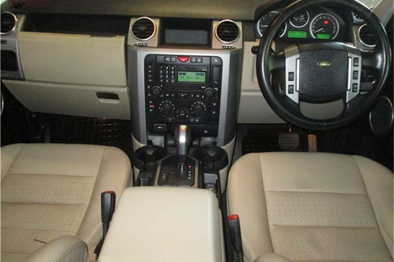 2009 Land Rover Discovery 3 Tdv6 S Crossover Suv Awd Cars For