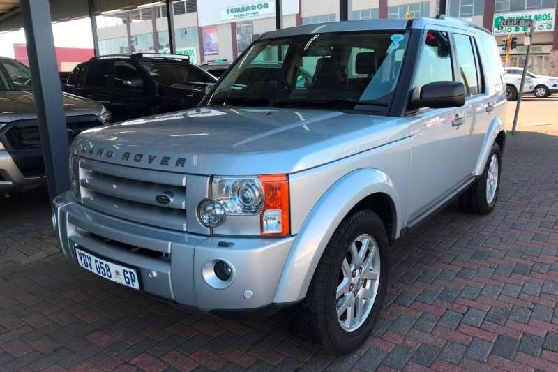 2009 Land Rover Discovery 3 Discovery 3 Tdv6 Se Cars For Sale In