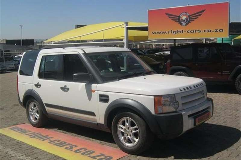 Land Rover Discovery 3 V6 S 2005