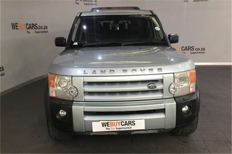 Land Rover Discovery 3 V8 HSE 2007