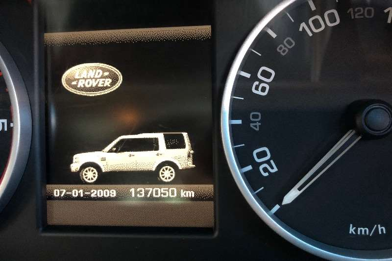 Land Rover Discovery 4 3.0 TDV6 HSE 2009