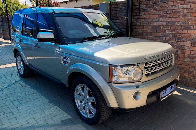 Land Rover Discovery 4 3.0 TDV6 SE 2009