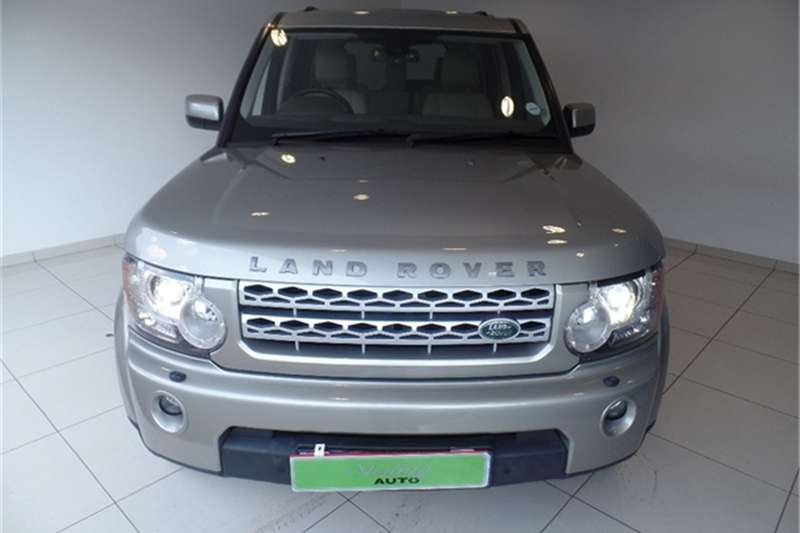 Land Rover Discovery 4 3.0 TDV6 SE 2012