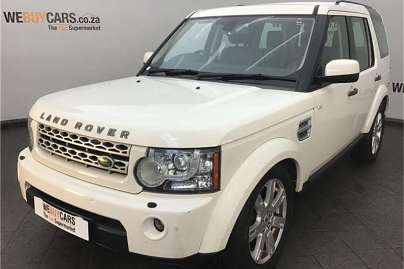 2009 Land Rover Discovery 4
