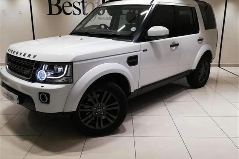 2017 Land Rover Discovery 4 3.0 TDV6 SE